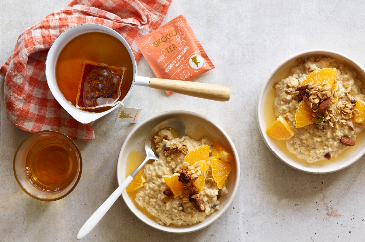 Winterliches Porridge mal anders