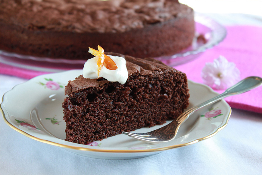 Alfonso's Favorite Chocolate Cake