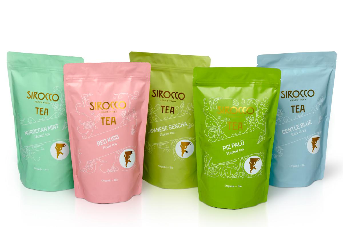 Neu: alle Teesorten in loser Form erhältlich