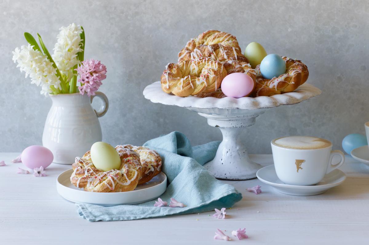 Tipps für wunderbare Ostern mit Rezept