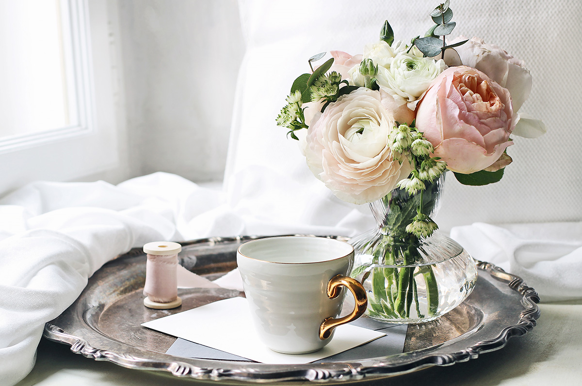 Stay classy – Black Tea, please!