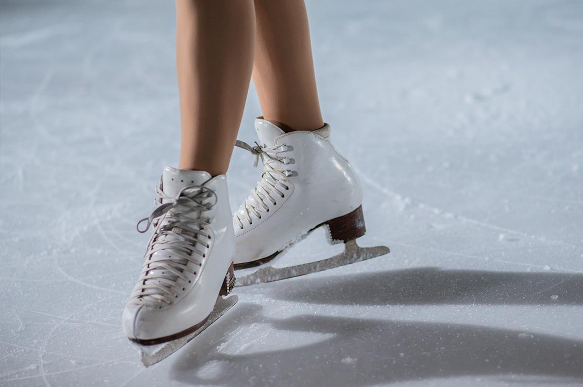 Eiskunstlauf: ein künstlerischer Sport