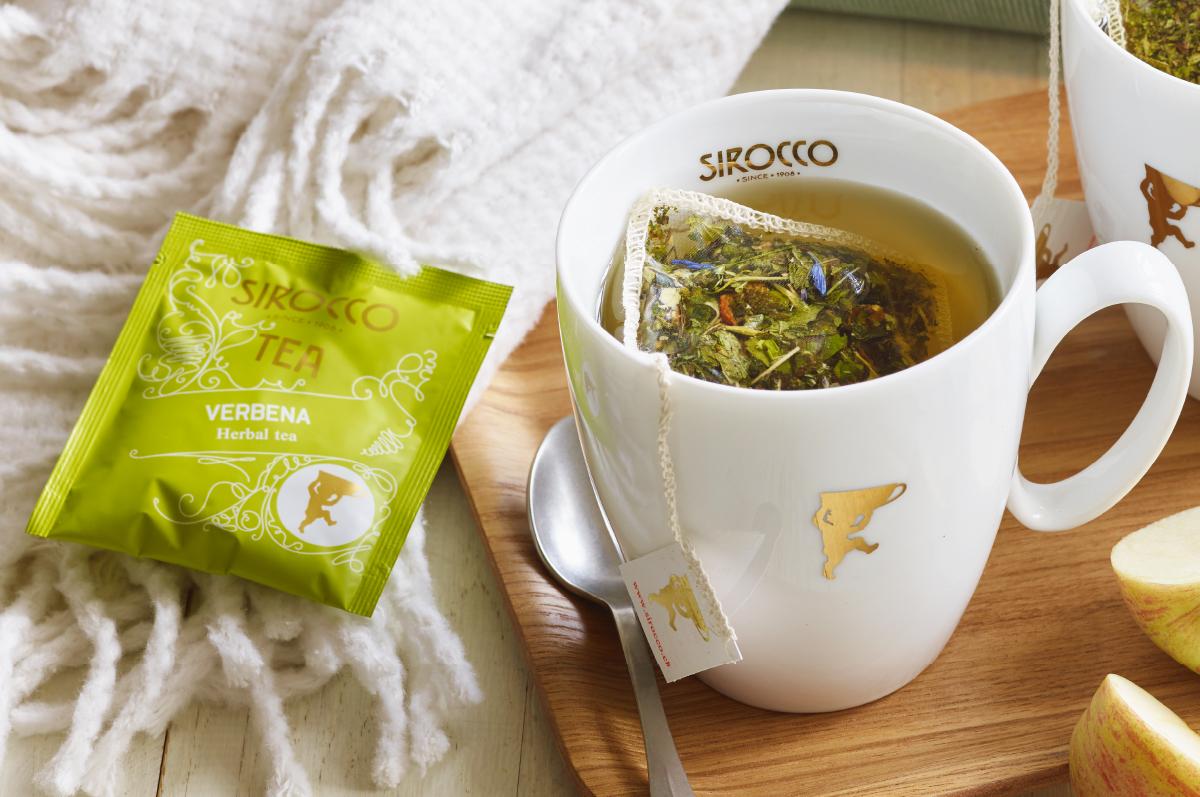 Heisse Teeaufgüsse ganz ohne Koffein