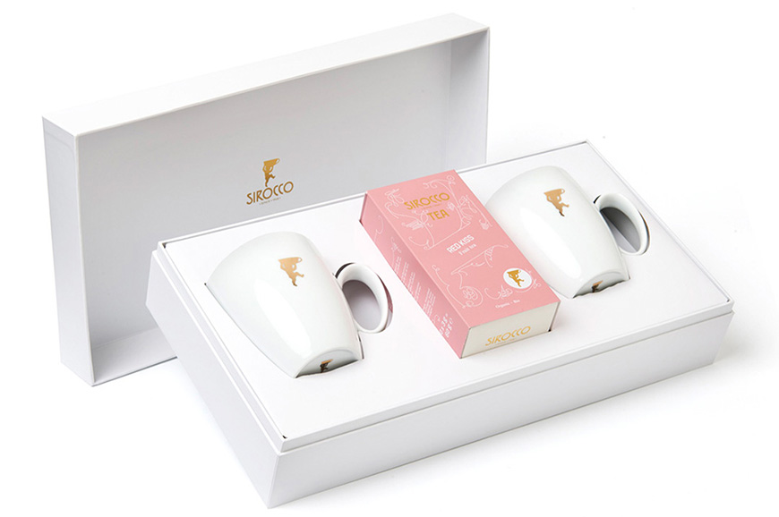 Gemeinsam eine Tasse Tee geniessen